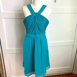 summer crisscross Straps summer dress